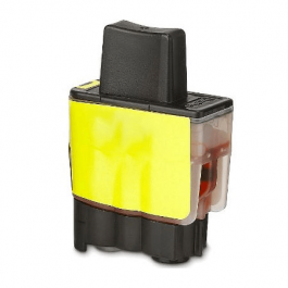 Huismerk Brother LC-900Y geel