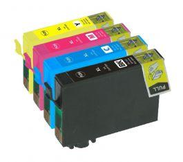 Huismerk Epson 16XL (T1636) multipack (zwart + 3 kleuren)