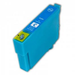 Huismerk Epson 27XL (T2712) cyaan incl. chip