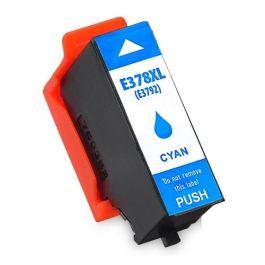 Huismerk Epson 378XL (T3792) cyaan incl. chip