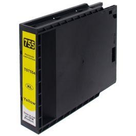 Huismerk Epson T7554 geel