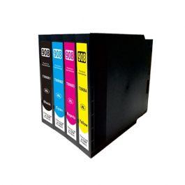Huismerk Epson T9081 - T9084 multipack zwart + 3 kleuren incl. chip