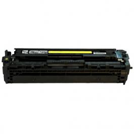 Huismerk HP 125A (CB542A) geel
