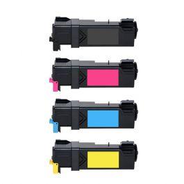 Huismerk Xerox 106R01334 - 106R01331 multipack (zwart + 3 kleuren)